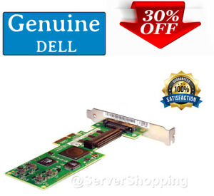 Dell LSI Logic LVD PCI-E Ultra320 SCSI Server Controller Card LSI20320IE NU947