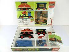 Rare Set LEGO 183 TRAIN Vintage en Boite avec Instructions - Lego 1976