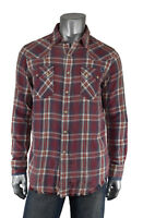 Polo Ralph Lauren Vintage Repaired Western Patchwork Flannel RRL Style Shirt New