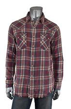 Aztec RARE Ralph Lauren Patchwork Indian RRL Type Flannel Shirt S