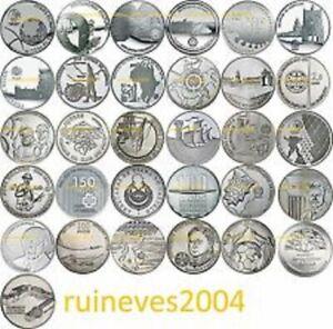 2,5 EURO PORTUGAL 2008 - 2019 - Tous les pièce disponibles