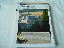 Castle Château Chastellux à Chastellux sur Cure Noblesse Bourgogne France Fiche