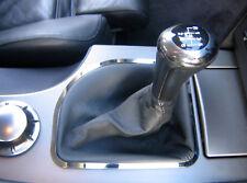 D BMW E60 / E61 Chrom Rahmen für Schaltkulisse Schaltung manuell - Edelstahl