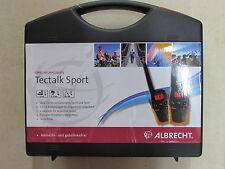 Albrecht Tectalk Sport 2er Kofferset PMR Walkie Talkies