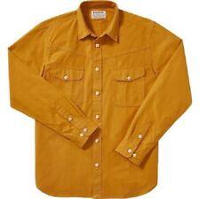 Filson Yukon Chamois Shirt New with Tags size Medium M Allspice