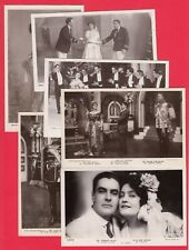 More details for twenty four edwardian real photo actress actor stage theatre postcards  mixed