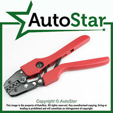 Non-insulated Ratchet Crimp Tool 3.9mm 6.3mm 2.8mm Terminals Crimping Pliers BN