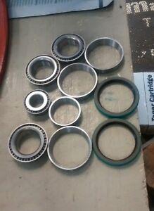 New Holland / Ford 56, 256, 259, 260 Rake Gearbox rebuild kit