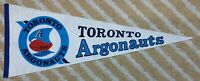 Toronto Argonauts Full Size CFL football Pennant