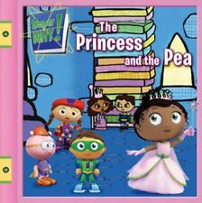 The Princess and the Pea Super WHY!