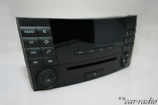 Mercedes audio 20 CD mf2310 w211 s211 clase e radio original a 211 820 97 89