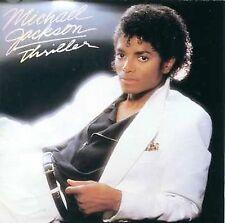 Thriller by Michael Jackson (CD, Jun-1983, Epic)
