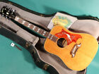 Gibson DOVE NT Made In 1969 With Hard Case F/S Japan for sale