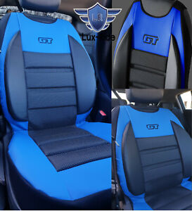 IVECO DAILY ALL MODELS DRIVER SEAT COVER MAT ARTIFICIAL LEATHER & FABRIC
