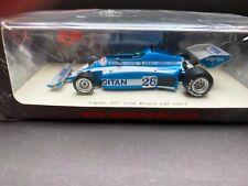 Spark - Jacques Lafitte - Ligier - JS7 - 1:43 - 1977 - Brazil GP