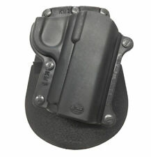 Fobus KM-3 Black Polymer Rotating Paddle Holster for Kimber Ultra Carry 3
