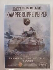 The Battle of the Bulge: Kampfgruppe Peiper - ~80 minutes, NTSC, Region 1