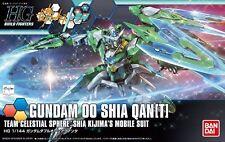 Bandai Hgbf 1/144 00 Shia Qan[T] Model Kit Gundam Build Fighters New from Japan
