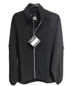 Footjoy Men's DryJoys Tour LTS Jacket Black 35322