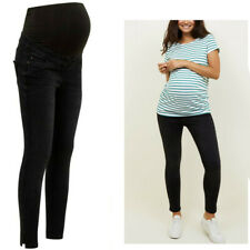 NEW LOOK Maternity Over Bump Jenna Jeans Pregnancy Skinny Jeggings Sizes 8 10