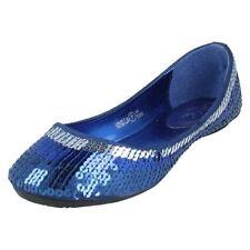 Chaussures décontractées noirs moyens pour fille de 2 à 16 ans