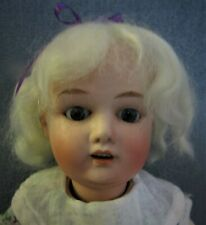 Beautiful Antique Bisque Head Baby Doll 12 Inch Nippon