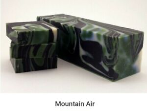 Handmade soap bars *Mountain Air Scent*