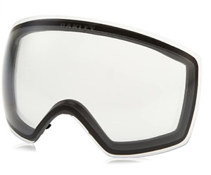 Oakley Flight Deck Replacement Lens, Clear NEW OEM
