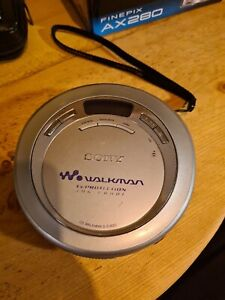 Sony walkman portable cd player
