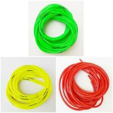 1m Gas Oil Hose Fuel Line Petrol Tube Pipe For Motorcycle Dirt Pit Bike