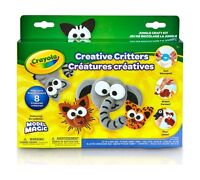 Crayola Creative Critters Brand New Age 5+ Makes 5 Different Models! Free Post!