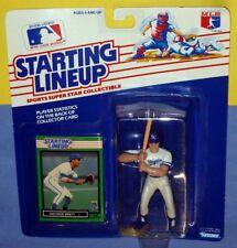1989 GEORGE BRETT Kansas City Royals NM #5 - FREE s/h - HOF Starting Lineup