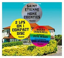 JAPAN CD SAINT Etienne Home Counties WITH DOWNLOAD CODE FOR ONE BONUS TRACK