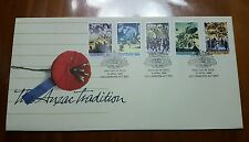 1990 The ANZAC Tradition FDC