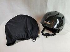 Giro Seam Black Ski Snowboard Helmet