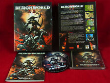 Demonworld 2 ejércitos oscura-ikarion software 2000