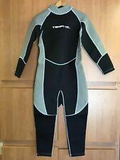 Tempi-Tec Men Full Wetsuit 3 MM Rear Zipper size Large  XL plz read size chart
