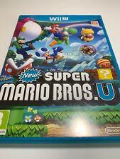New Super Mario Bros. U Nintendo Wii U Gut mit OVP ohne Anleitung Deutsch