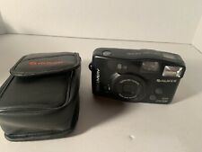 Fujifilm Discovery 270 Zoom 35mm Point & Shoot Film Camera with Black Case