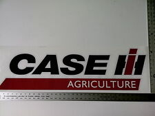 "Case IH Agriculture sticker decal 36"" long International Harvester IMCA NHRA"