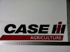 "Case IH Agriculture sticker decal 36"" long International Harvester IMCA NHRA"