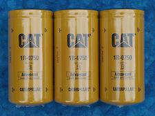 Genuine CAT 1R-0750 fuel filter sealed Duramax Caterpillar 1R0750 1r 0750 3 PACK