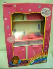 #3965 NRFB Vintage Goldlok Barbie Size Sweet Home Accessories Kitchen Sink