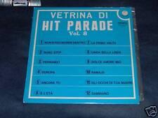 Vetrina di hit parade vol. 8   LP 1976