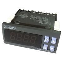 Zl-6280A, 400C, 16A, Pt100, Termoregolatore, Termostato Pt100, Termostato D Q7O3