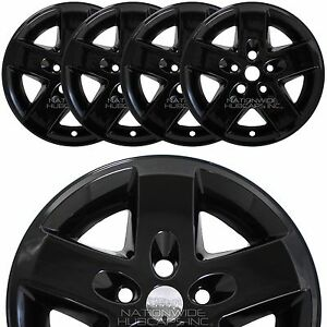 2013 2014 2015 13 14 15 Wrangler Chrome Wheel Rim Center Cap Hubcap 1TU51TRMAA