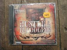 2 Smoov Hustle N My Bloodline RARE Midwest US Nebraska Gangsta Rap CD NEW SEALED