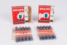 Philips Photoflux AG3B ( 2 cajas de 10unid.) flash bulb for flashguns