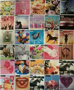 30 Assorted High Quality Birthday & Blank Greetings Cards