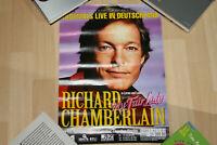 Richard Chamberlein - Theaterplakat My fair Lady A 3 (Nr. 2)